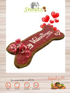 Megahueso San Valentin