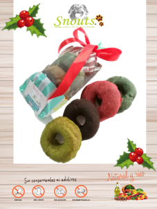 Pack Dognuts regalo