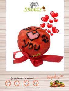 Megamuffin San Valentín