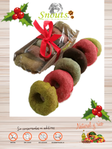 Pack dognetes regalo